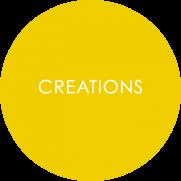 Creations - melamine tableware roundel