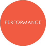 Performance Catering Tableware Roundel