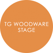 TG Stage Catering Tableware Roundel