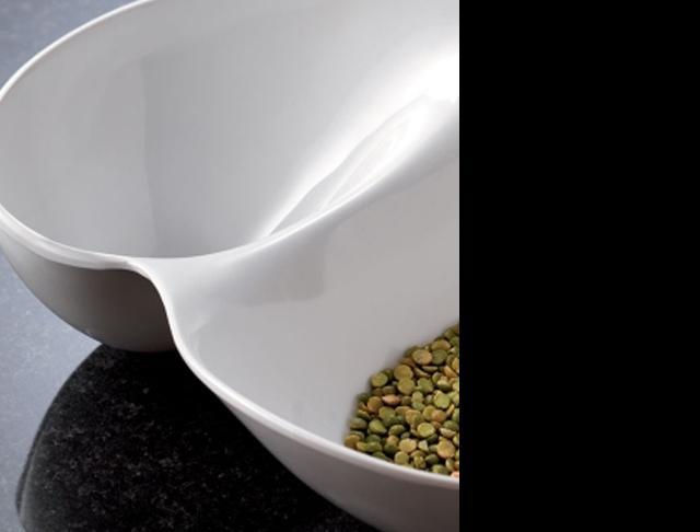 Deep bowl - melamine dinnerware