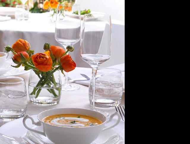 RCD catering tableware