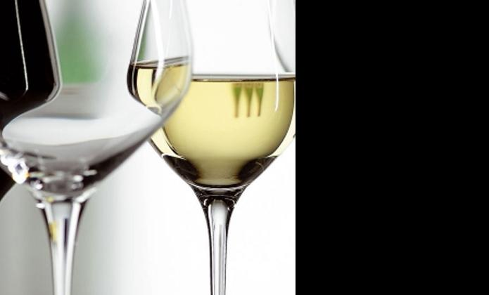 Authentis catering wine glasses