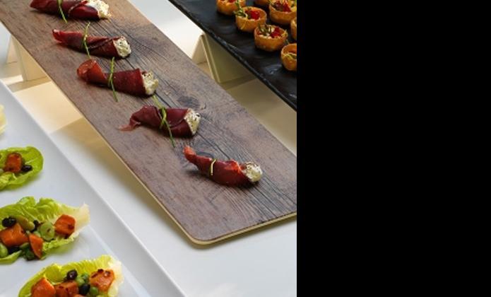 Gastronorm melamine tableware