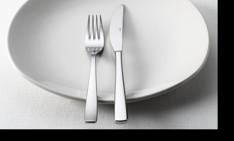 18-0 catering cutlery