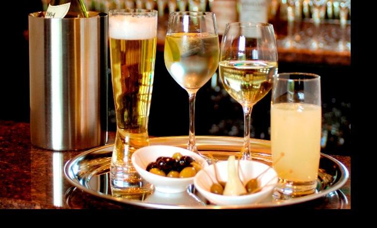 Spiegelau catering wine glasses