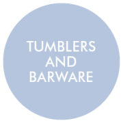 Tumblers and Barware