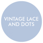 Vintage Lace and Dots