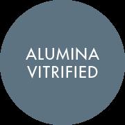 Alumina Vitrified