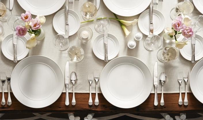 Aura Rene Ozorio Porcelain Tableware