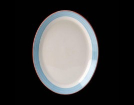 Oval Plate  15310140