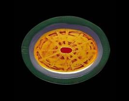 Oval Platter  6841EL218