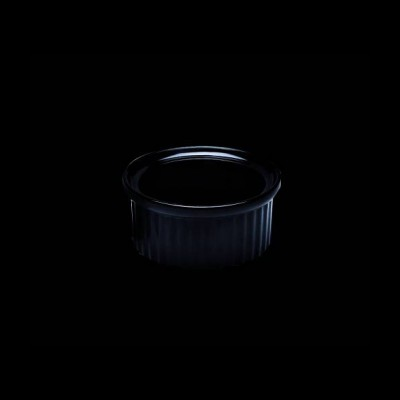 Ramekin, Black