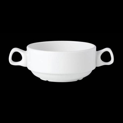 Soup Cup Handled Stacking