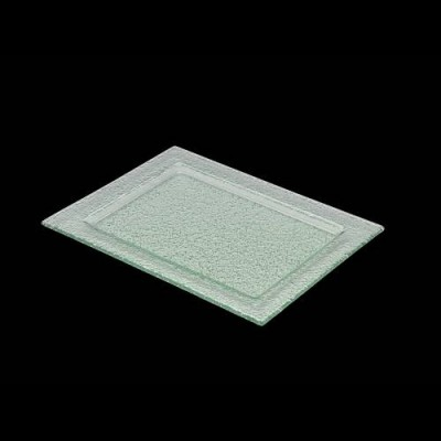 Rectangle Centered Tray