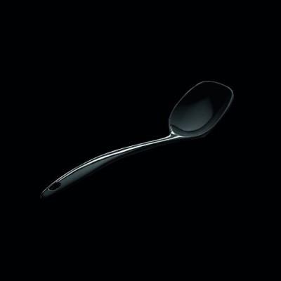 Solid Spoon, Black