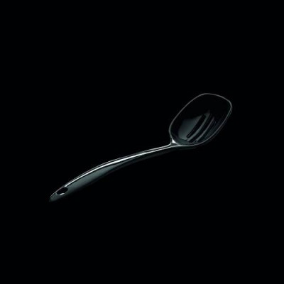 Slotted Spoon, Black