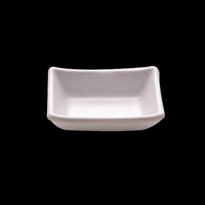 Dish, White