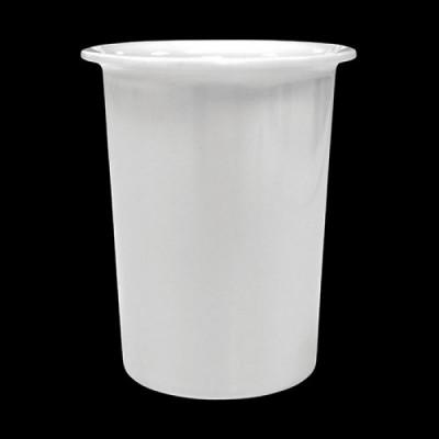 Utensil/Sauce Pot, White