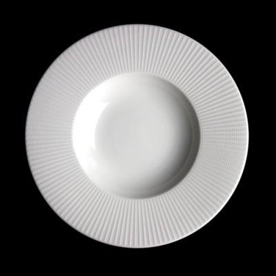 Deep Rimmed Bowl