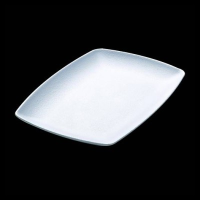 Platter, White