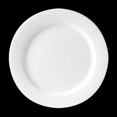 Plate Flat Rim