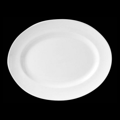 Oval Plate Vogue
