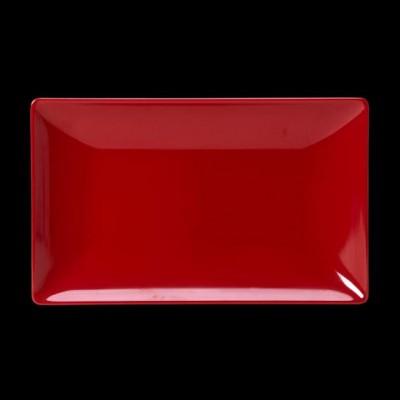 Rectangular Two-Tone Plate